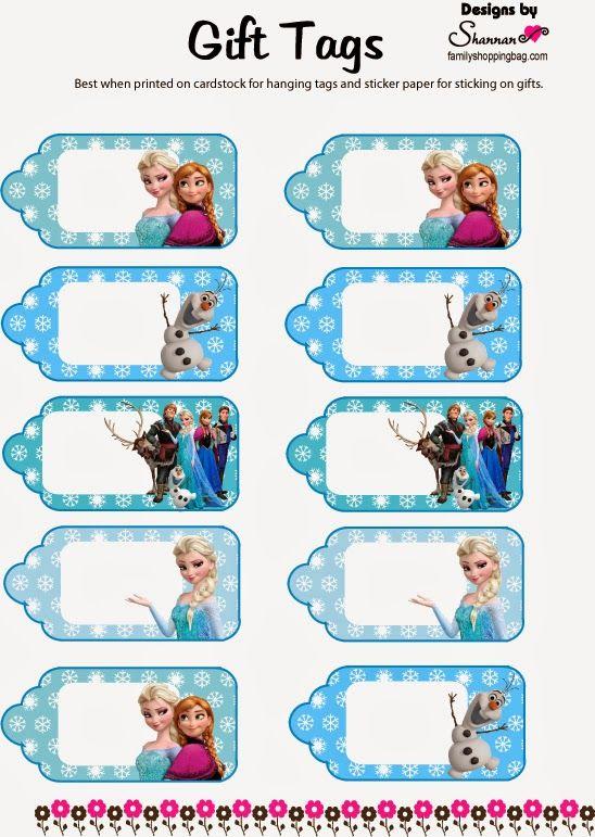 tags frozen