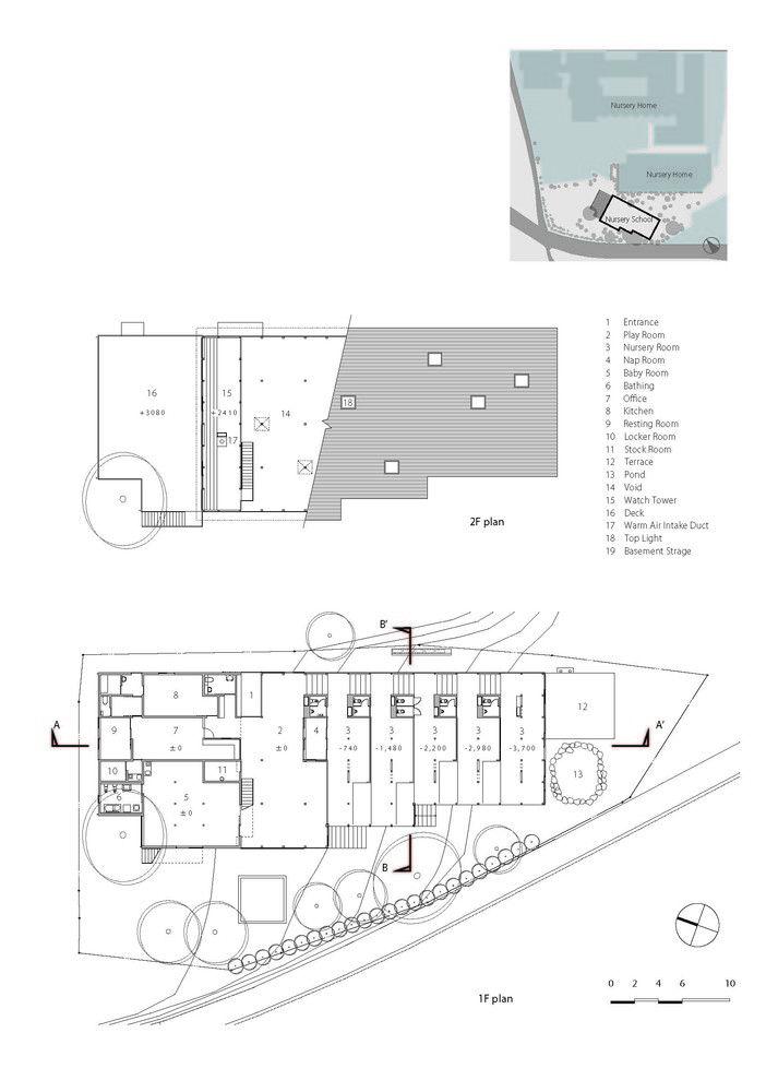 Galería de Parvulario Hakusui / Yamazaki Kentaro Design Workshop - 13