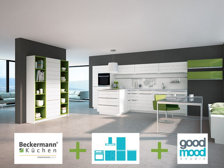 Beckermann + AEG + Good Mood Studio = 5 lat gwarancji
