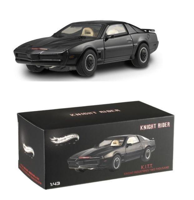 Mattel Hot Wheels Elite 1:43 Diecast K.i.t.t. Knight Rider