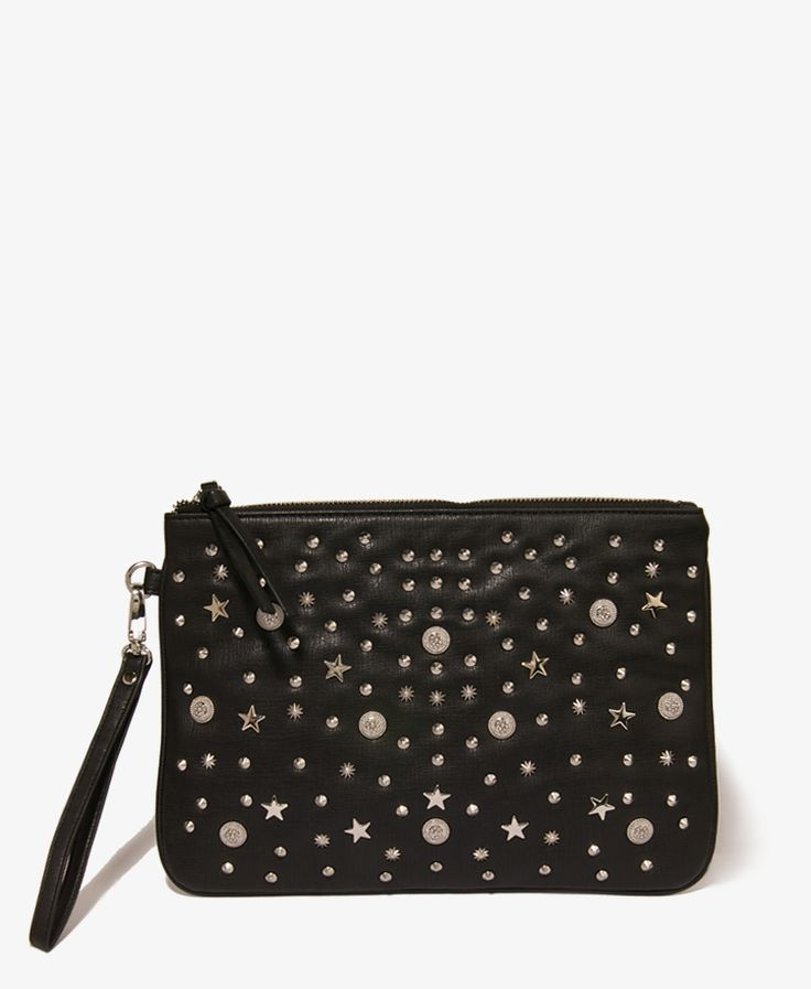 Star Studded Clutch | FOREVER21 - 1021059839