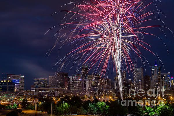 4th of july denver activities