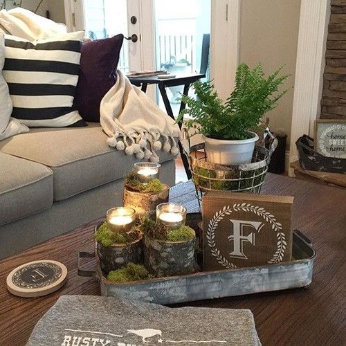 Decorate With Style 16 Chic Coffee Table Decor Ideas: The 25+ Best Serving Tray Decor Ideas On Pinterest