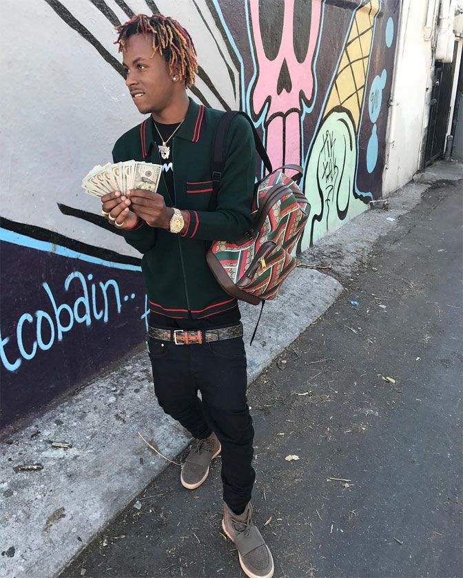 Rich The Kid Rich The Kid Pinterest Rapper And