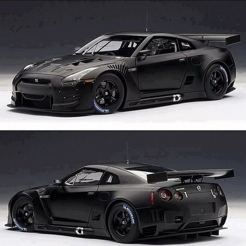 This world be an acceptable back-up to my Saleen. Nissan GTR.