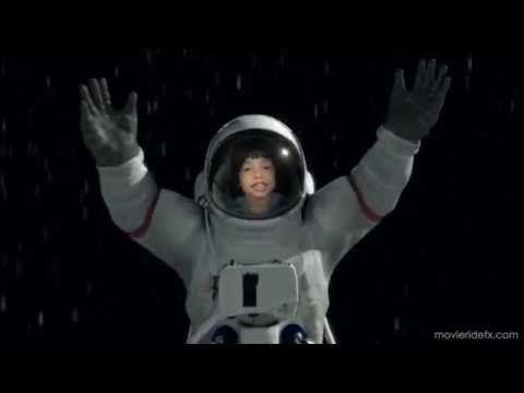 أول طفل يصعد إلى الفضاء (Baby Space in turkey)