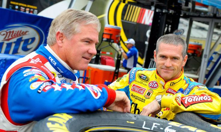 terry labonte | Terry Labonte, left, and brother Bobby Labonte, raced against each ...