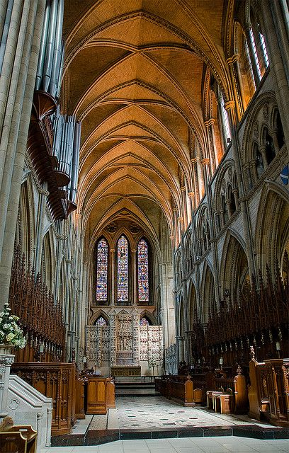 Truro Cathedral, England