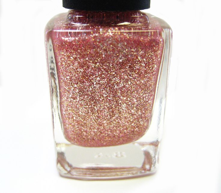 No Ragrets// Handmade Flakie Rose Gold Glitter Nail Polish// Cruelty Free by LaqueredUp on Etsy https://www.etsy.com/listing/194704450/no-ragrets-handmade-flakie-rose-gold