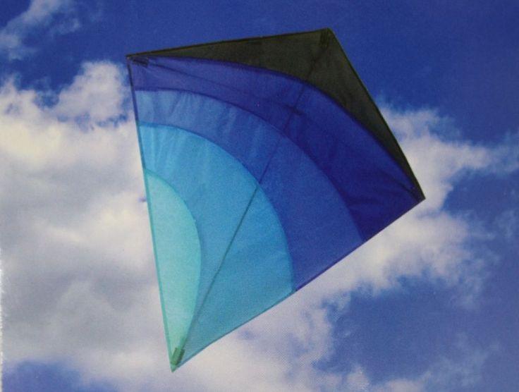 Flugdrachen Drachen Einliner Diamond Spannweite 82cm in Spielzeug, Spielzeug für draußen, Drachen & Windspiele | eBay