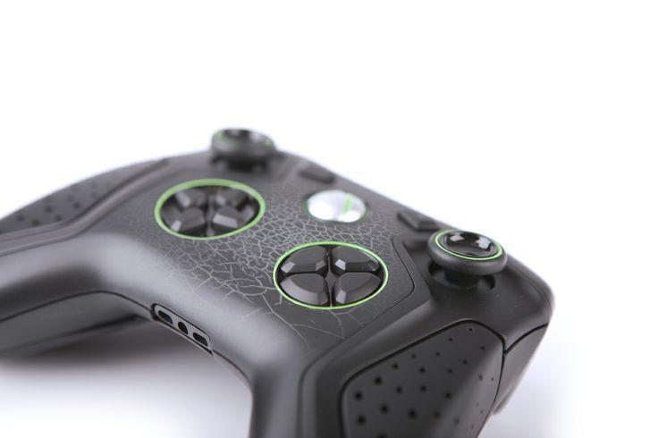 Gaming Controller - HJC Design Concept   © HJC Design 2014