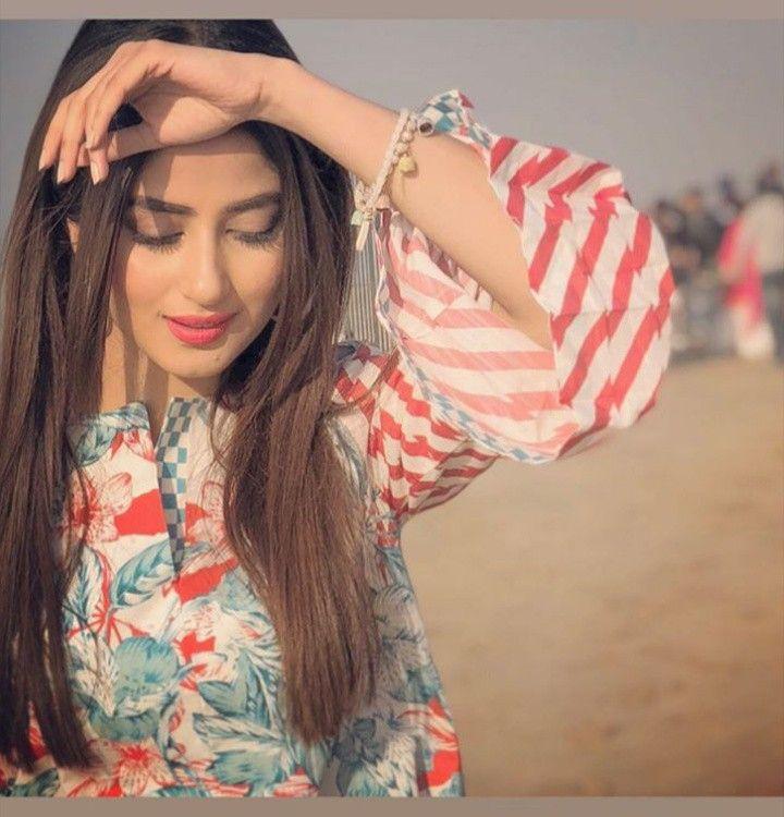 Sajal Ali Stylish Girl Stylish Girl Images Profile Picture For