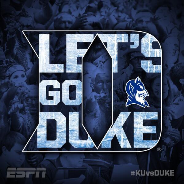 Let's Go Duke!!!! #basketball #ncaa