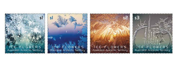COLLECTORZPEDIA AAT Ice Flowers