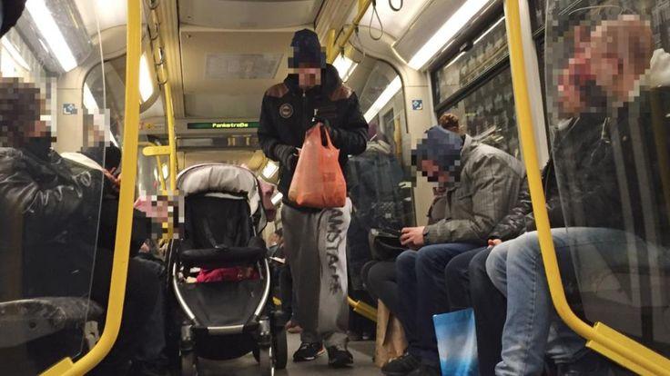 Schlägereien, Drogen, Messerstechereien | In Berlins gefährlichster U-Bahn durch die Nacht - Berlin - Bild.de