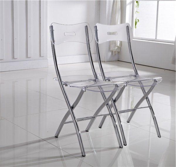 Les 25 meilleures id es concernant tables pliantes sur pinterest table plia - Lot de chaises pliantes ...