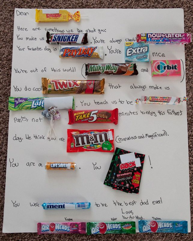 Candy Card 4