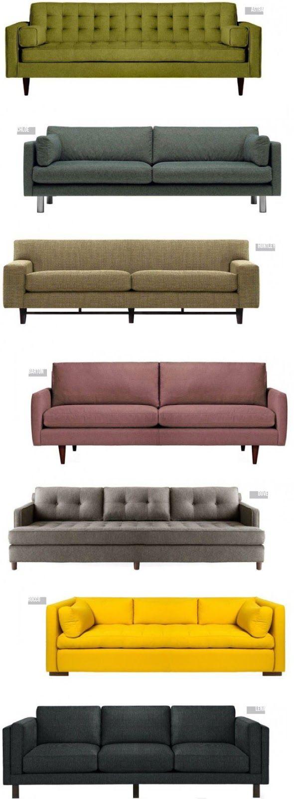 Crush | Custom Sofa's | YSF