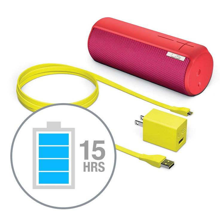 """Get a great """"everywhere"""" party with Ultimate ears boom wireless Bluetooth speaker"""