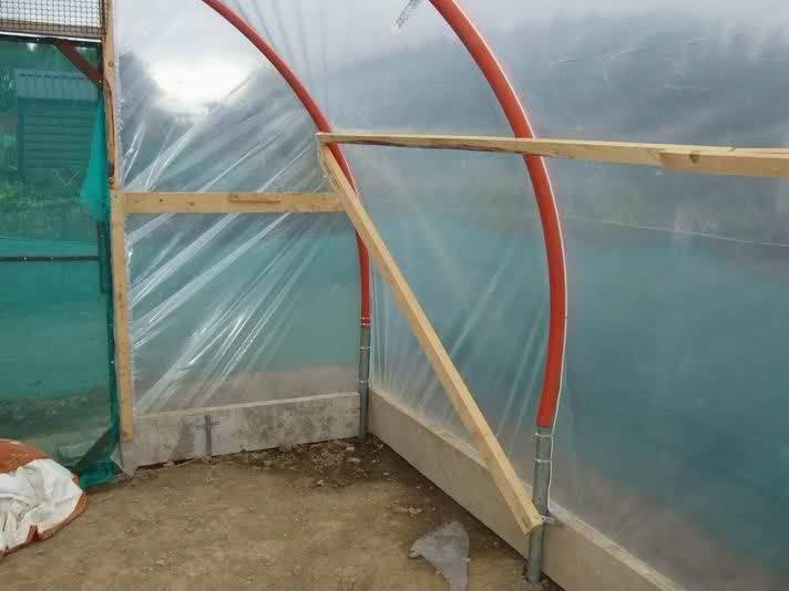 My Diy Polytunnel Boards Ie Diy And Crafts Pinterest
