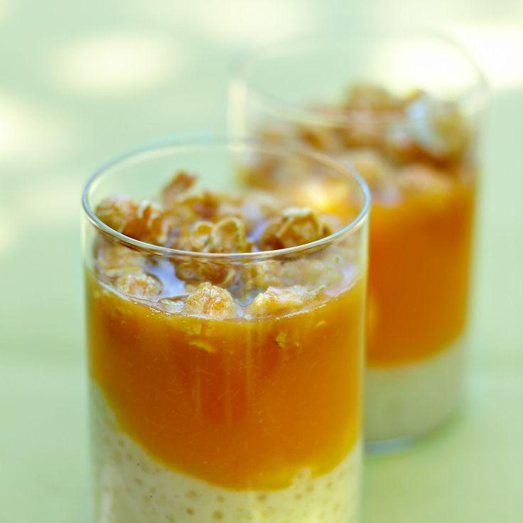 Découvrez la recette de la crème de potiron