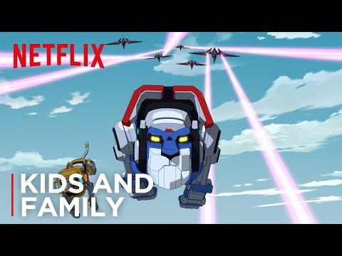 Voltron   Season 3 Teaser [HD]   Netflix - YouTube