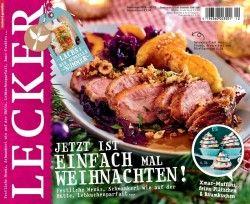 LECKER - Zeitschriften / Magazine im Abo auf bauer-plus.de
