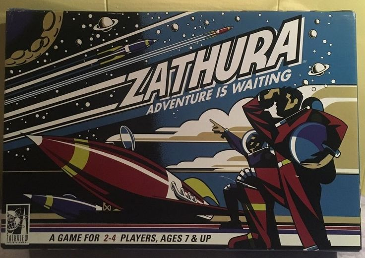 Zathura Board Game Adventure Is Waiting Fairview Entertainment 2005 #Fairview