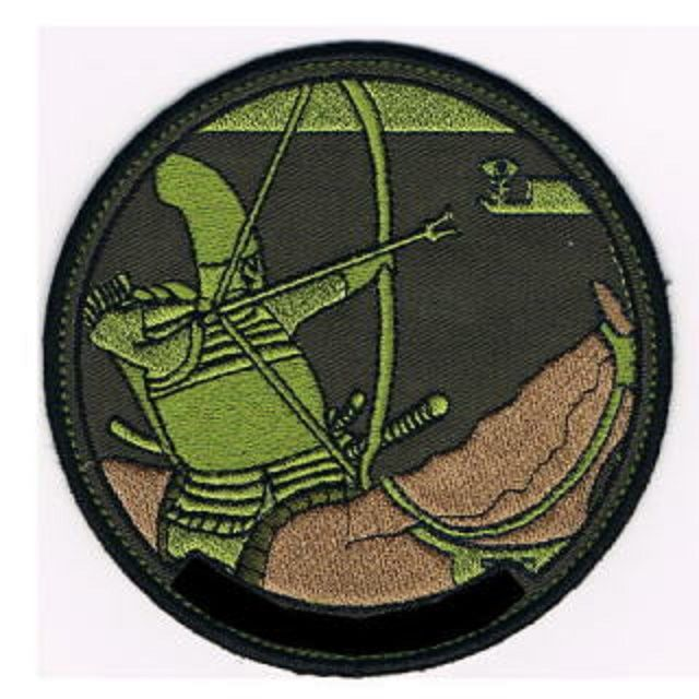 Ground · Kanbasho patch 【Standard · Dimension 】 diameter 10 cm Velcro consumer goods OD base sub dude back side Velcro processing 【Contents】 It is a bad