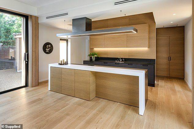 Inside The Very Modern Kitchen Named Best In World