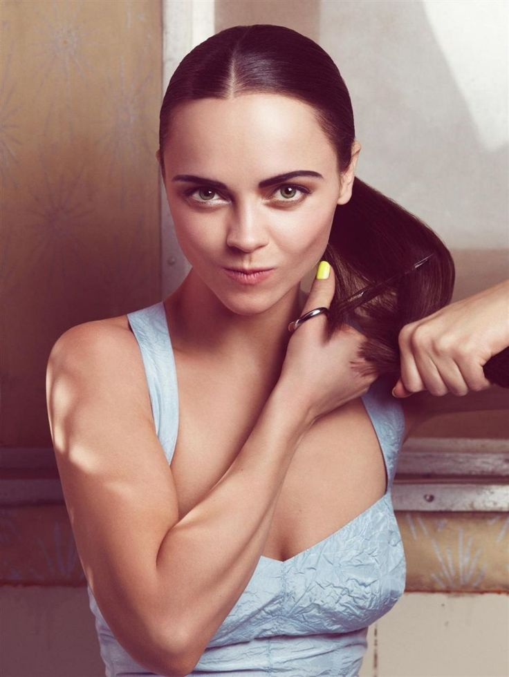 Craig McDean Photoshoot 2 - christina-ricci Photo