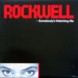 "http://ift.tt/2xT8SOE Michael Jackson sang the chorus on Kennedy Gordy's - ""Somebody's Watching Me"". Without indicating his plans Kennedy picked Jackson up and drove him into the studio. Once there he asked him to record the chorus with him"