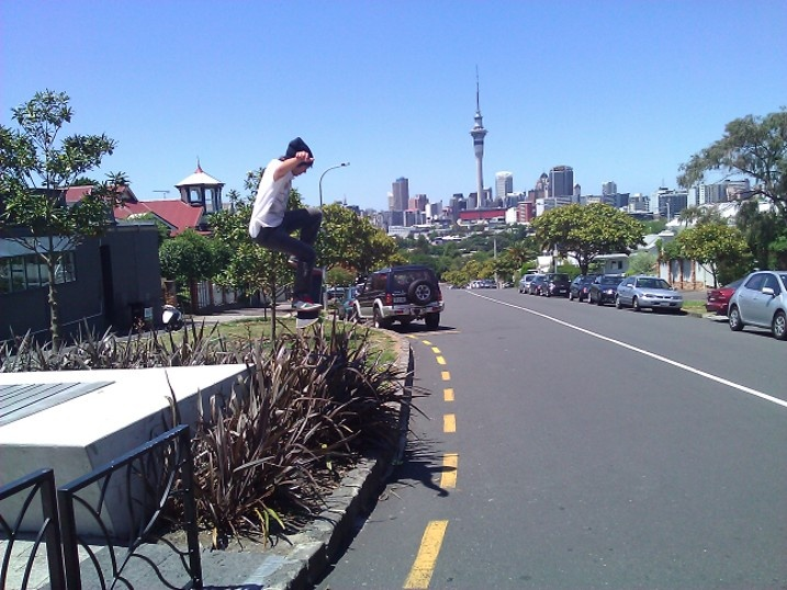Ponsonby Road Auckland