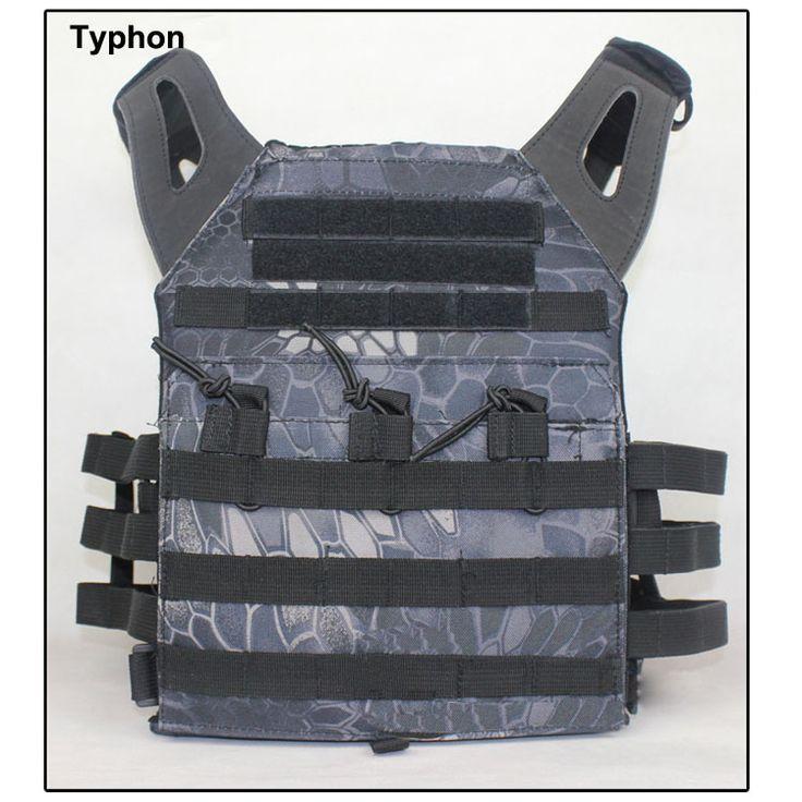 Typhon Harness Tactical vest kryptek tactical vest carrier Typhon Molle Tactical vest with EVA inserts plates