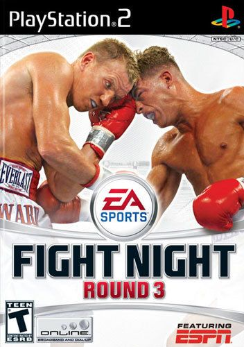 Fight Night Round 3 - PS2 Game