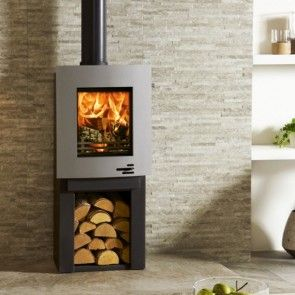 Stovax Riva 40 Avanti Highline Wood Burning & Multi-fuel Freestanding Stove