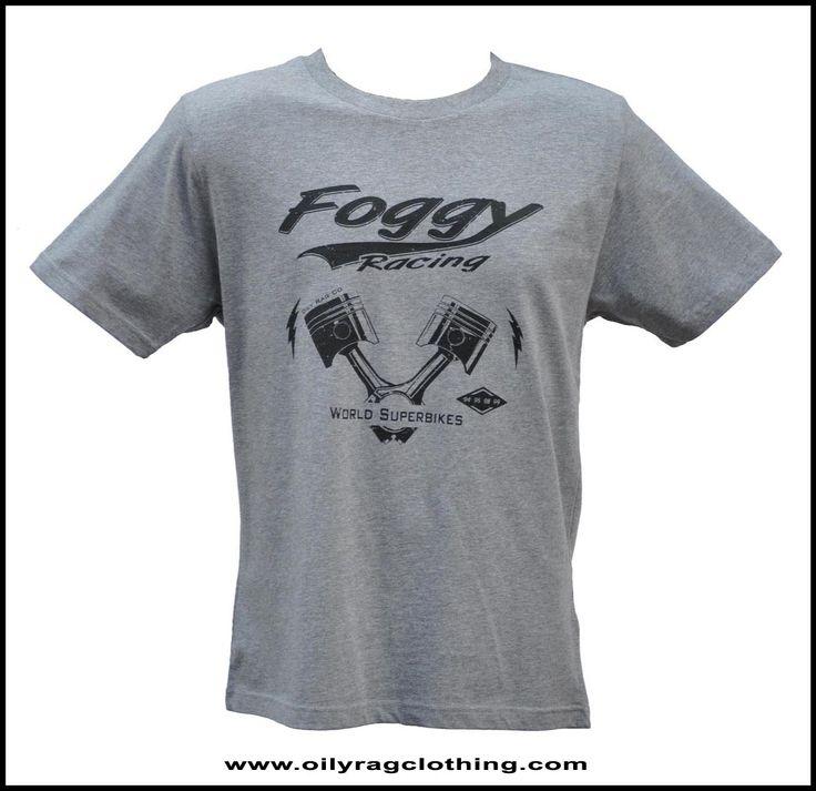 Carl Fogarty Racing T shirt