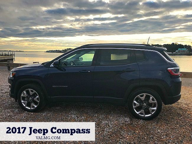Mom Knows It All CAR REVIEW - 2017 Jeep Compass Compact SUV