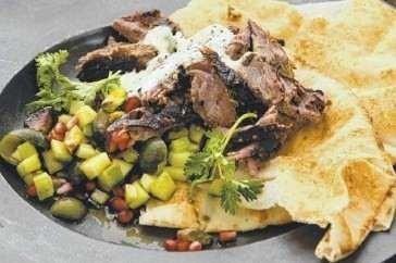 Slow cooked turkish lamb shoulder by matt preston