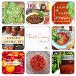Tomato Canning Recipes | Homesteading | Organic Gardening | Preserving The Harvest | Livinlovinfarmin