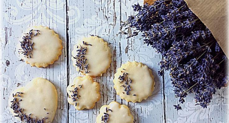 Citromos levendulás keksz recept: Kiürült kekszes dobozomba készült utánpótlás! :)