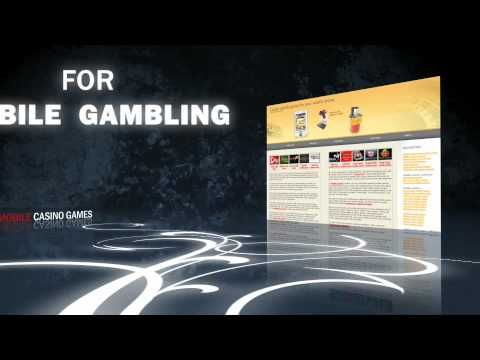 Mobile casino games - whole casino in your pocket