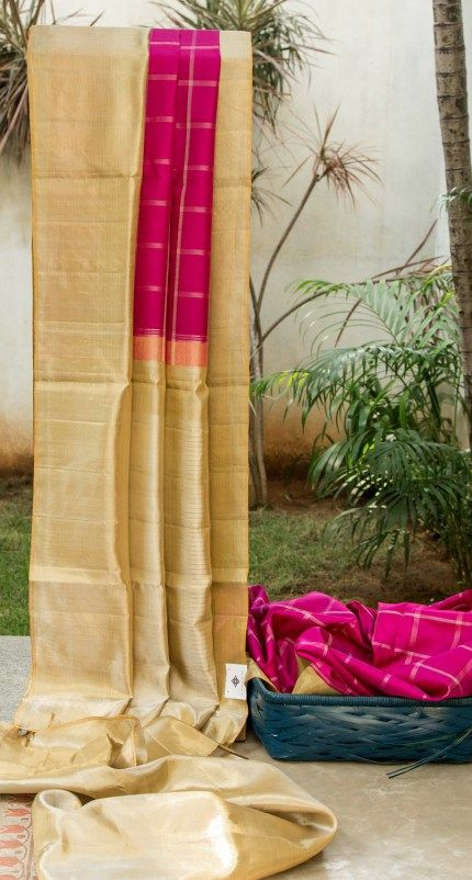 Kanchivaram Silk SAKASR012 | Lakshmi