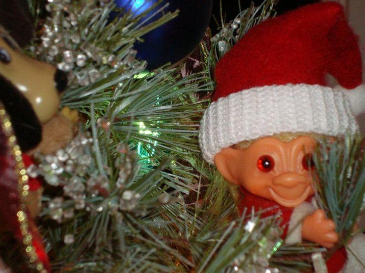Christmas Santa troll