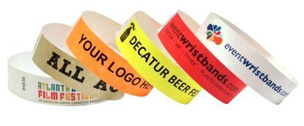Our custom tyvek wristbands are made of waterproof, stretch and tear resistant material, these wristbands can be made in various sizes. So visit us if you looking for custom wristband. #customeventwristbands  https://www.topclassprinting.com/custom-event-wristbands/