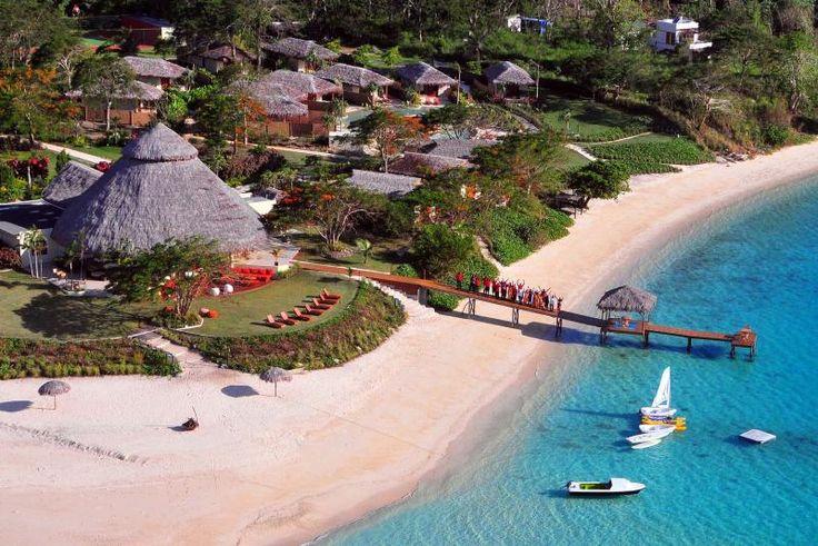 The Havannah, Vanuatu's latest tropical retreat offering affordable luxury for couples seeking a modern, romantic resort in Vanuatu.