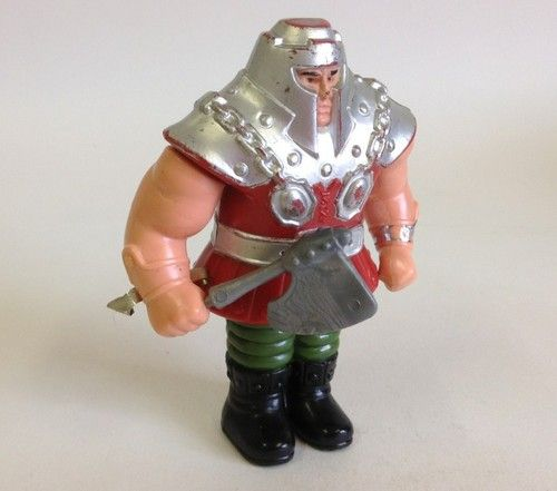Vintage 1982 Mattel Masters Of The Universe He-Man Figure - Ram Man Complete | eBay