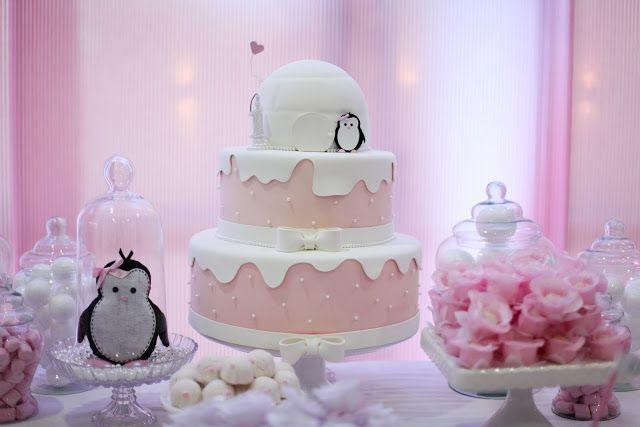 Cake Penguin