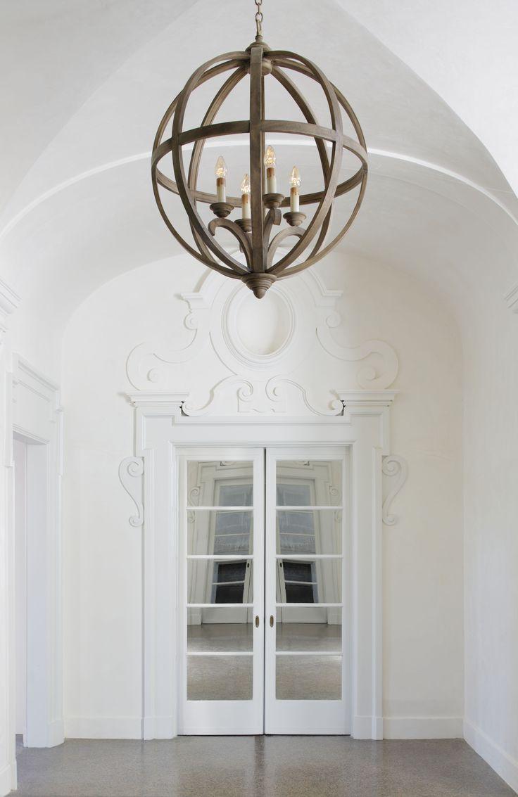 Wood Foyer Lighting : Best wooden chandelier ideas on pinterest hanging