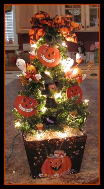 Halloween Tree                                                                                                                                                                                 More